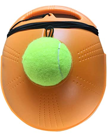 Unitedheart Tennis Ball Back Base Trainer Set with Long Rubber Elastic Rope  Band for Single Person 4c4d0e7d08