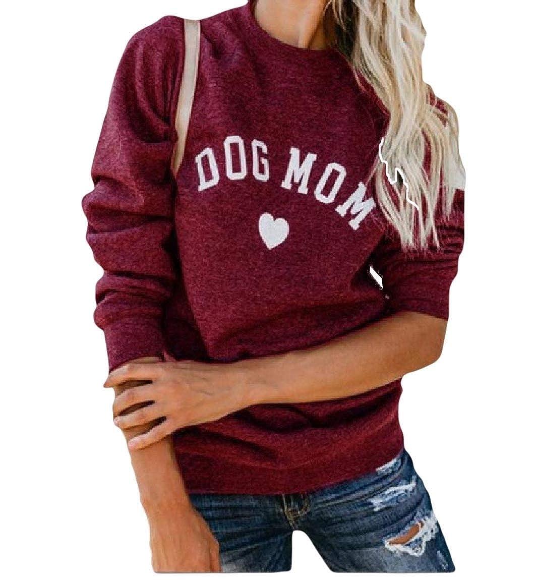 Tryist Womens CAT MOM Slim Fit Letters Printed Curvy Stylish Sweatshirts