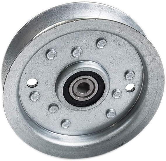 "Ariens 07327100 4/"" Flat Idler Pulley EZR 1540 1740 1742 1842 2042 Zero Turn"