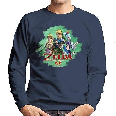 Cloud City 7 Legend of Zelda Hyrule Warrior Mens Sweatshirt ...