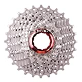 Road Bike 11 Speed Cassette 11-28t Compatible for Shimano Sram system by ZTTO