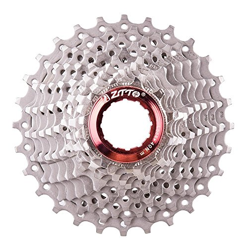 Road Bike 11 Speed Cassette 11-28t Compatible for Shimano Sram system by (Bike Cassette)