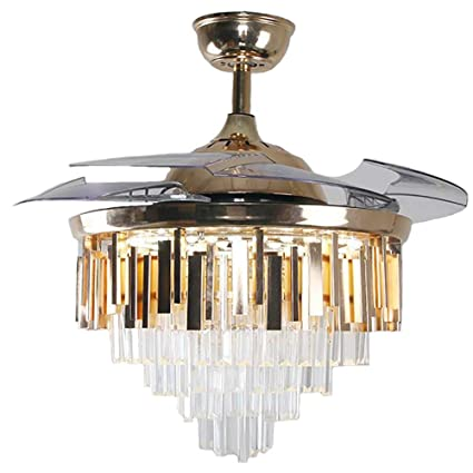 LgoodL - Ventilador de techo de 42 pulgadas con luces LED ...