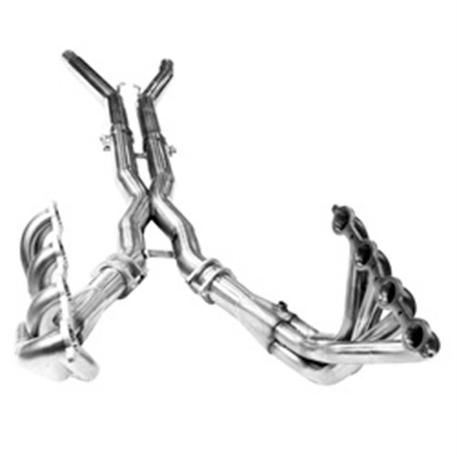 Kooks 21602200 1-3//4 x 3 Stainless Steel Long Tube Header Non-CARB Compliant