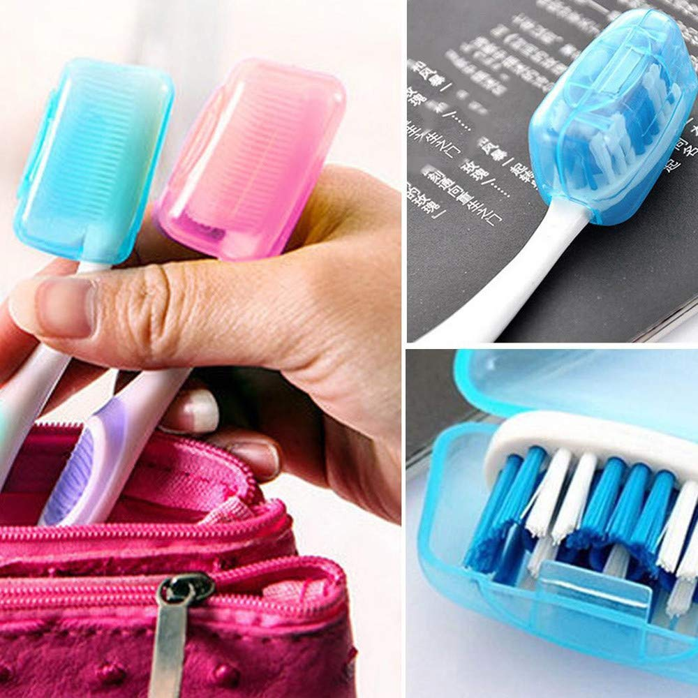 Keeps your toothbrush clean!