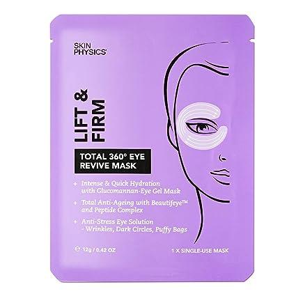 Total 360 ojos revive máscara. Anti Envejecimiento, anti arrugas solución Targeting cuervo de los