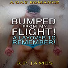 Bumped from My Flight! A Layover to Remember! Audiobook by R. P. James Narrated by Veronica Heart