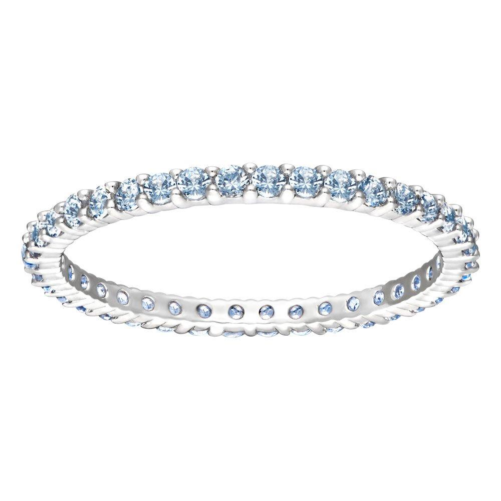 1f2b5e186 Amazon.com: Swarovski Vittore Blue Ring: Jewelry