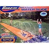 Banzai Soak 'N Splash Mega Water Slide with NEW Slickest Slide Surface Ever!