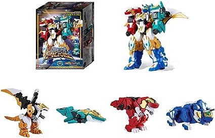 Dino Core Evolution 2 ULTIMATE KING DINO Korea Transformer Robot Korea Toy