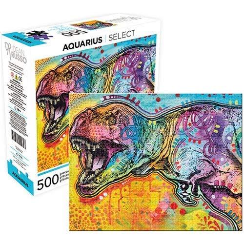Aquarius Dean Russo T-Rex Jigsaw Puzzle