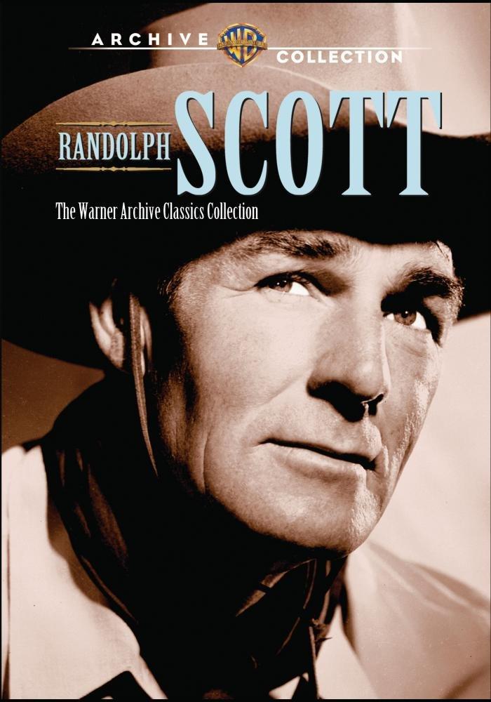 Randolph Scott: The Warner Archive Classics Collection (5 discs)