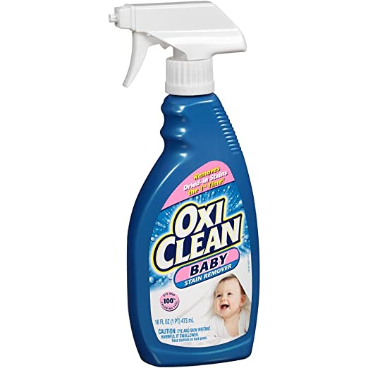 Oxi Clean Max Force Baby Spray Stain Remover