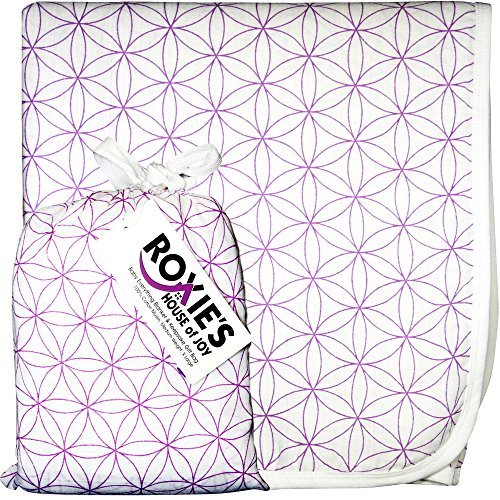 Roxie's Everything Blanket and Gift Bag, Baby and Toddler, P
