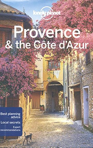 Lonely Planet Provence dAzur Travel