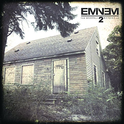 Price comparison product image The Marshall Mathers LP2 [2 LP][Explicit]