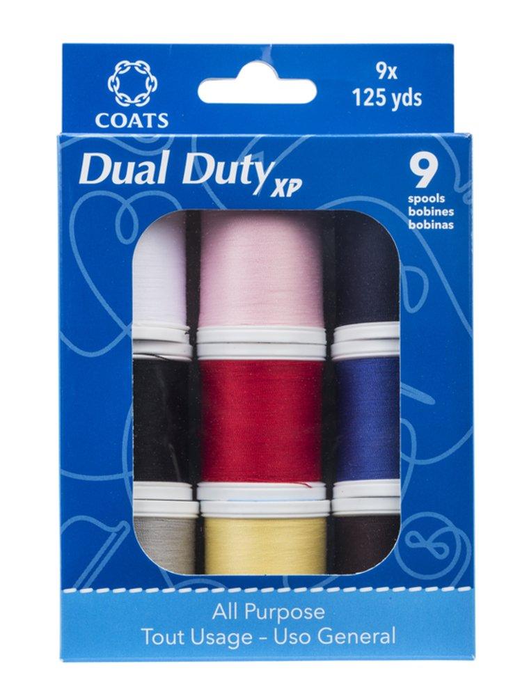 Coats 15 Spool Assortment Thread