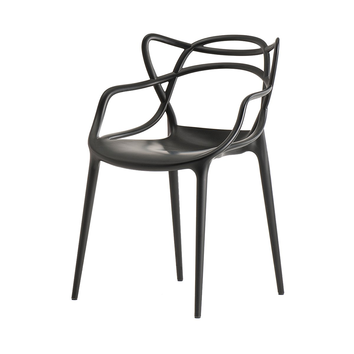 chair masters kartell black amazon co uk kitchen home
