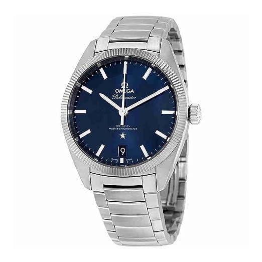 OMEGA Reloj de hombre automático 39mm correa de acero 130.30.39.21.03.001: Amazon.es: Relojes