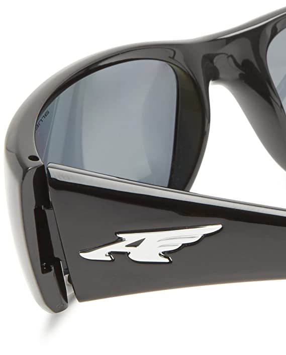 c3681af79f Arnette Men's 0AN4178 214881 59 Sunglasses, Black/Polargrey: Amazon.co.uk:  Clothing