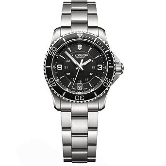Victorinox Swiss Army Maverick Small 241701 Wristwatch for women Solid Case