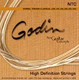 Godin Guitars 009350 Nylon Classical Strings, Medium