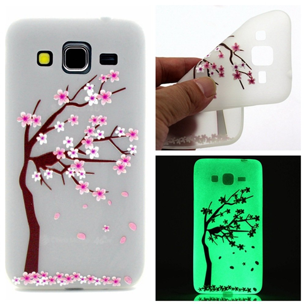 For G360 Case,Galaxy G360 TPU Case,EC-Touch Fashion Style Colorful Painted Design [Ultra Slim][Perfect Fit][Scratch Resistant] Soft Case Back Cover Protector Skin For Samsung Galaxy Core Prime G360