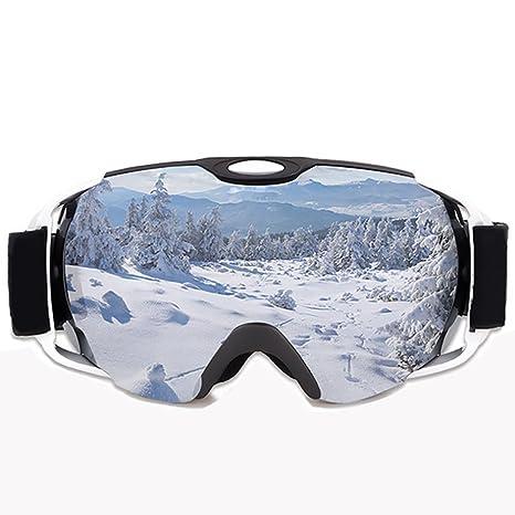 7e738e3546f0 SHEEN KELLY Ski Goggles Over Glasses Winter Snow Sports Snowboard Goggles  with Anti-Fog UV