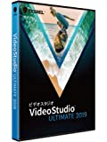 コーレル VideoStudio Ultimate 2019 通常版 公式ガイドブックデータ・123RF素材チケット付き ビデオ編集 ムービー編集