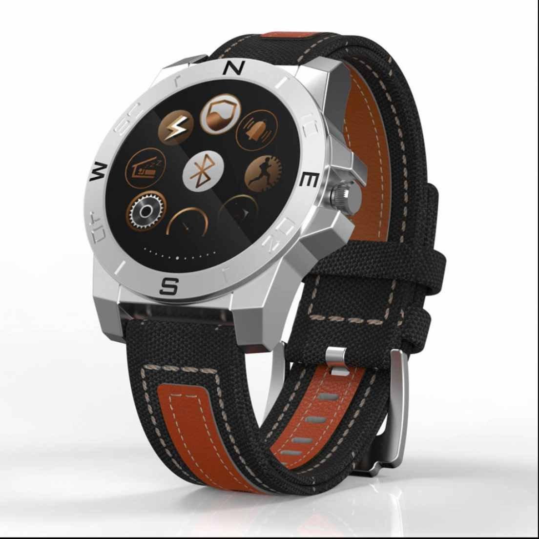 Outdoor Sports Smart Watch Reloj con pulsómetro y brújula ...