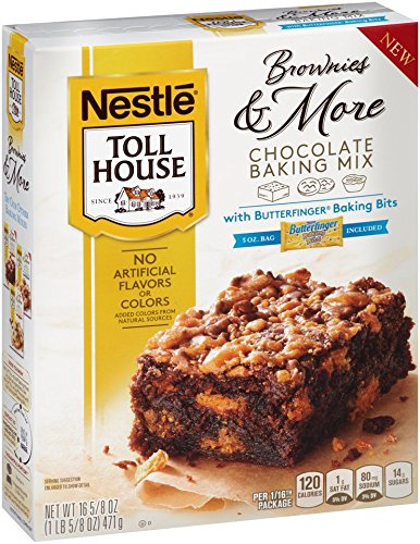 toll-house-brownies-more-chocolate-baking-mix-butterfinger-baking-bits-16625-ounce-pack-of-8