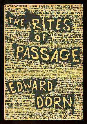 The Rites of Passage, Dorn, Edward