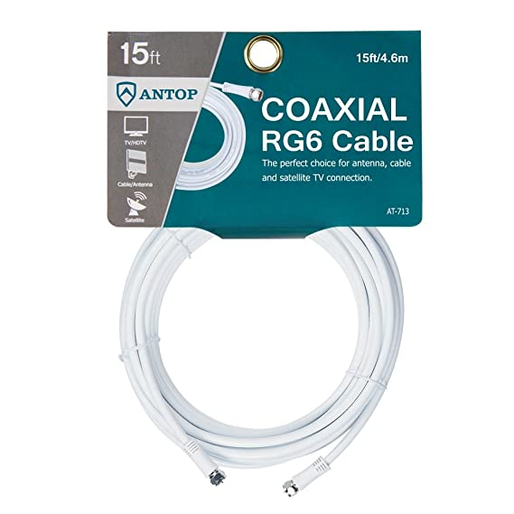 The 8 best coaxial cable for digital tv antenna