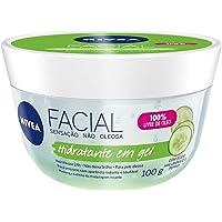 Hidratante Facial em Gel Nivea com Ácido Hialurônico e Pepino 100g