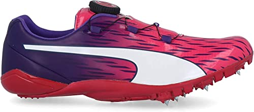Amazon.com | PUMA Evospeed Disc 3 Women's Running Spikes ...