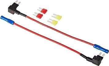 Amazon.com: Uriveusa 12V Car Add-A-Circuit Fuse TAP Adapter Fuse Holder  with 10A, 20A Fuse [Upgraded Fuses] - (2 Pack) (Micro2 Fuse): AutomotiveAmazon.com