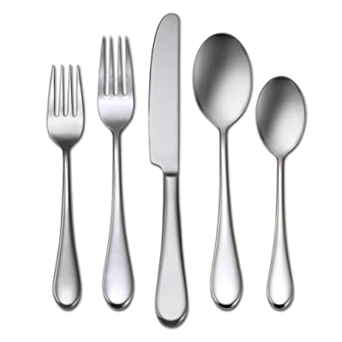 Oneida Icarus 45-Piece Flatware Set, Service for 8