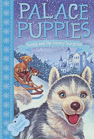 book cover of Sunny and the Snowy Surprise