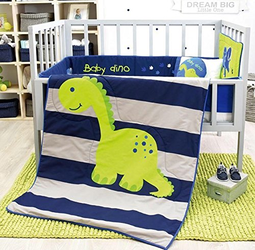 Dinosaur Crib Bedding Tktb