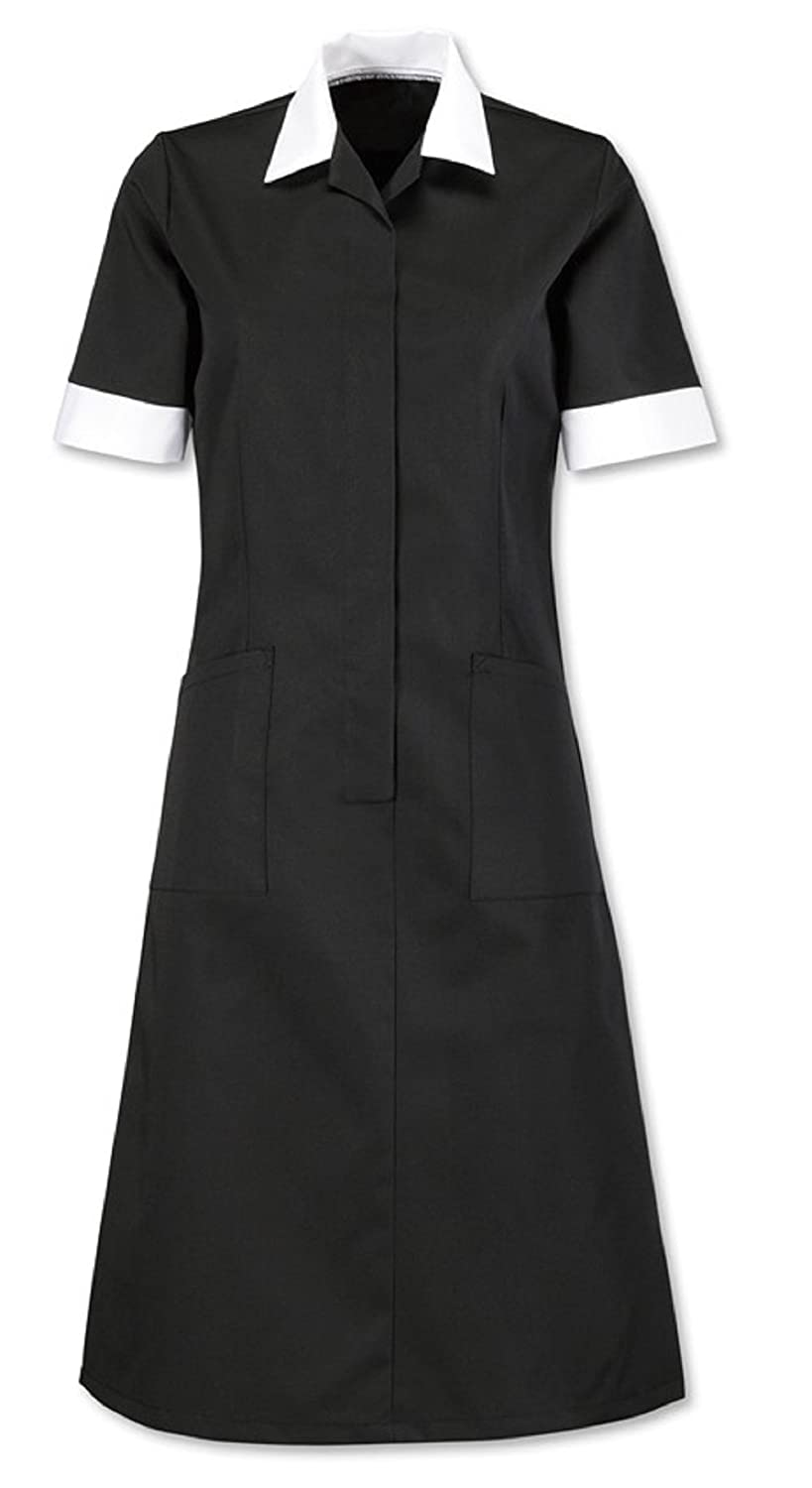 1940s Style Dresses and Clothing Waitress Dress D60 £24.92 AT vintagedancer.com