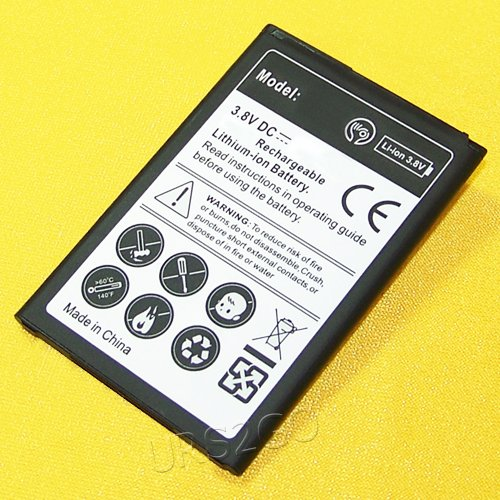 Long Lasting 2550mAh 3.85V Extra Standard Replacement Li-ion Battery for LG Aristo 2 LMX210MA MetroPCS Android phone by SodaPop