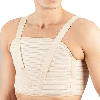 vendita calda bello e affascinante aspetto elegante Corsetto con cintura toracica postoperatorio per sterno e ...