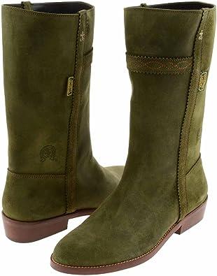 Boutique online des sandales en cuir Paula Alonso online
