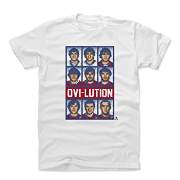 separation shoes f9de6 18578 Amazon.com : 500 LEVEL Alex Ovechkin Shirt - Washington ...