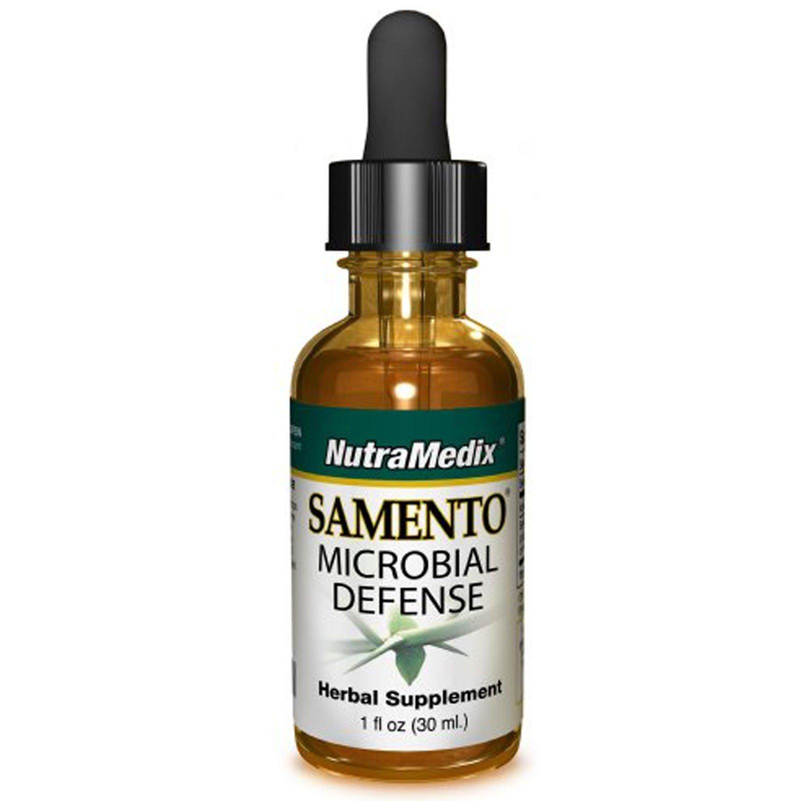 Samento Extract - Microbial Defense - 1 fl oz