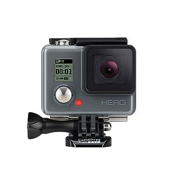 Amazon.com : GoPro Hero CHDHA-301-EU 5 MP Waterproof Camera (Black ...
