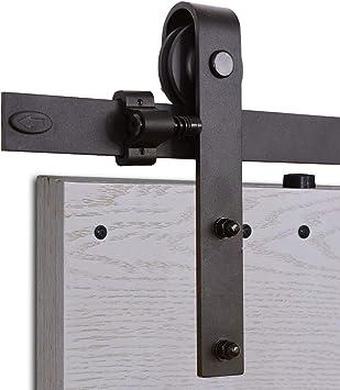 CCJH 8FT-244cm Herraje para Puertas Kit de Accesorios para Puerta ...