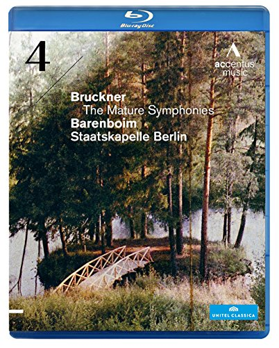 Staatskapelle Berlin - Mature Symphonies: Symphony 4 (Blu-ray)