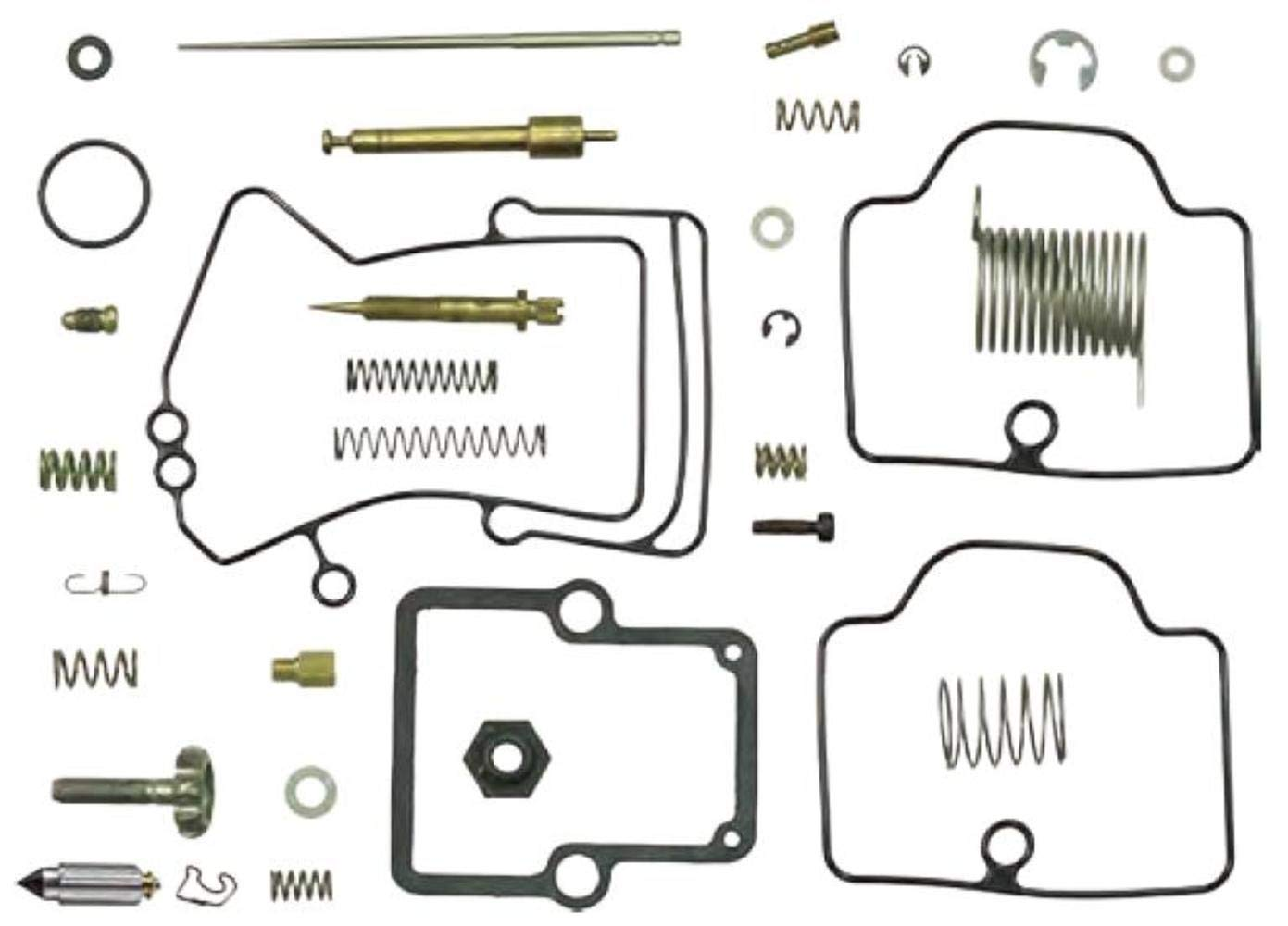 Sports Parts Inc Sm 07601 Carburetor Repair Kit Automotive 2010 Ski Doo Renegade Wiring Diagram