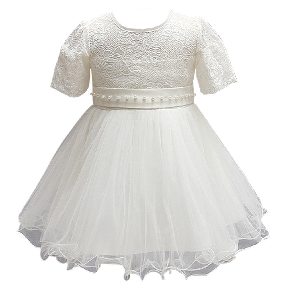 Coozy Baby Girl Dress Toddler Christening Baptism Gowns